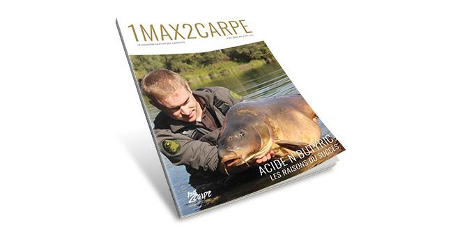 Magazine de pêche à la carpe