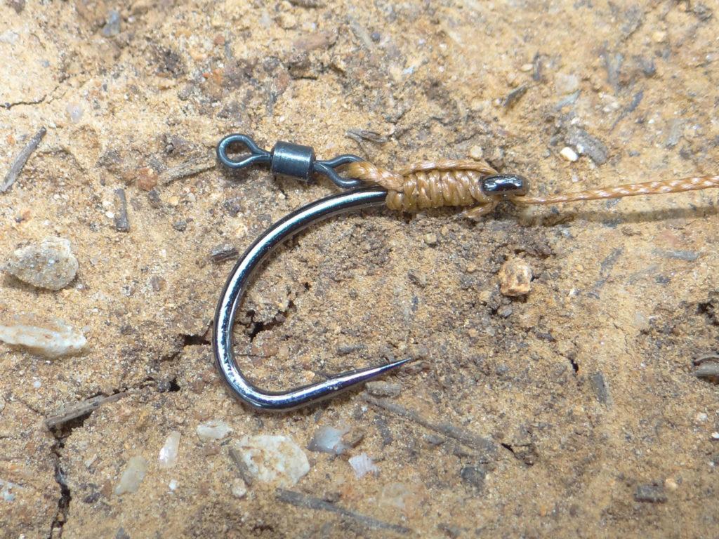 Montage Zig Rig pour la pêche à la carpe